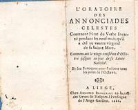 Autres livres XVIIe siècle